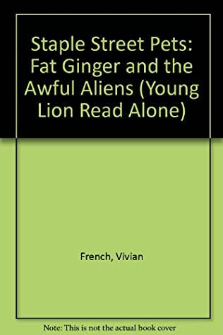 book cover of Fat Ginger and the Awful Aliens