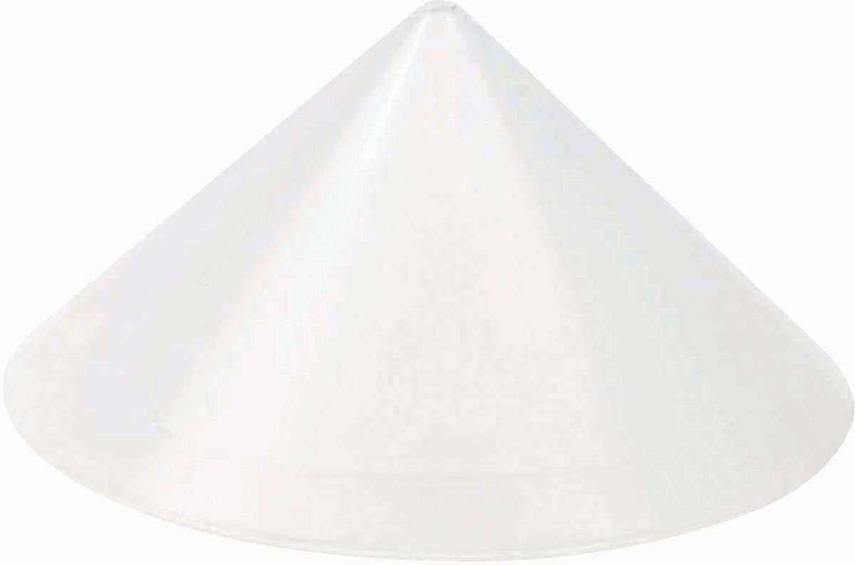 LITTLE GIANT PC22 Poultry Feeder Cover, 22 lb, White by LITTLE GIANT