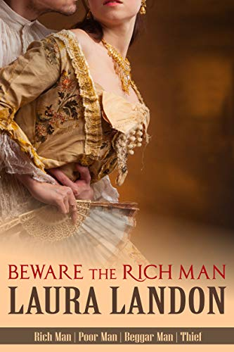 Lady Willow Gilchrist would willingly lose her place in Society if only she could take her place at his side… Beware The Rich Man by Laura Landon