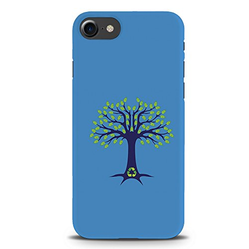 Koveru Back Cover Case for Apple iPhone 7 - Go green tree