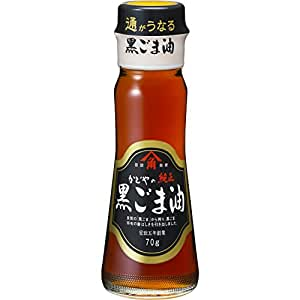 Sumiya genuine black sesame oil 70g