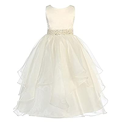 Chic Baby Girls Organza Special Occasion Dress