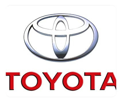 Amazon Toyota Car Logo 003 Rectangle Mouse Pad By Gotaluck