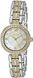Relic Women's ZR34343 Haven Analog Display Analog Quartz Gold Watch