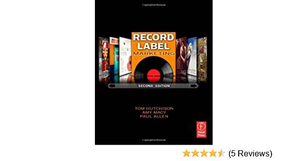 record label marketing second edition