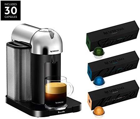 Save on Nespresso Coffee & Espresso Machines with Nespresso Coffee Included