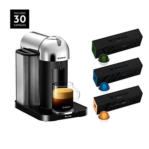Up to 50% Off Nespresso Coffee & Espresso Machine Bundles