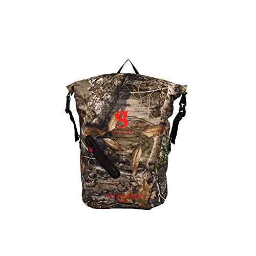 geckobrands Waterproof 30L Backpack – Lightweight Packable Dry Bag