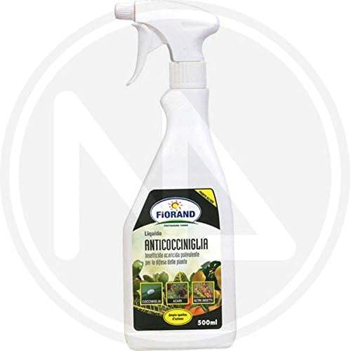 ZAPI 200020 Protección Insecticida para Plantas líquido anticocciniglia Papillon: Amazon.es: Jardín