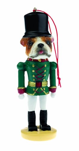 E&S Pets 35358-8 Soldier Dogs Ornament