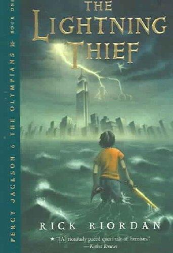 Lightning Thief (Paperback, 2006)