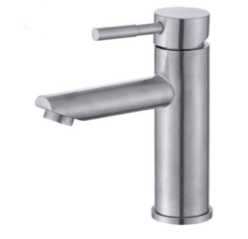 Küche Bad Wasserhahnarmaturen Mixer Swivel Wasserhahn Spüle Edelstahlbecken Kalt- Und Warmwasserhahn