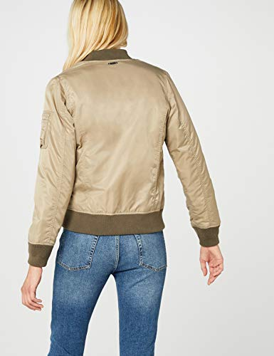 Beige camel Girls Marcy Donna Bomberjacket 70 Cappotto Brandit qxXPwOBSpx