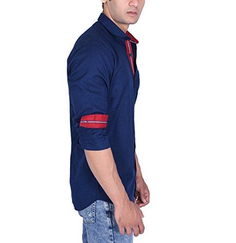ROLLER FASHIONS Men's Casual Shirts
