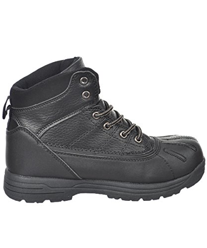 TODDLERS MOUNTAIN GEAR NEW 2015 ALL BLACK SUMMIT WINTER BOOTS 340067-01A 11