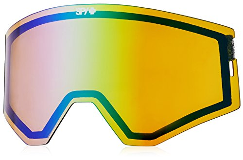 Spy Optic Ace Replacement Lenses Bronze w/ Green Spectra by Spy