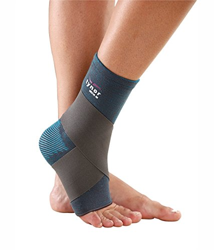 amazon com tynor ankle binder large health personal care