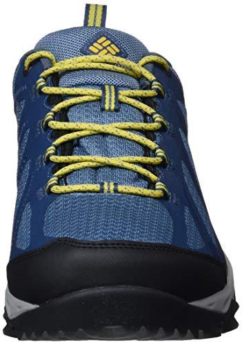 Outdry Para Zapatillas De steel Low 413 Xcrsn Columbia Azul Peakfreak Hombre Ii Antique Senderismo Moss Xcel Yxz1Xq