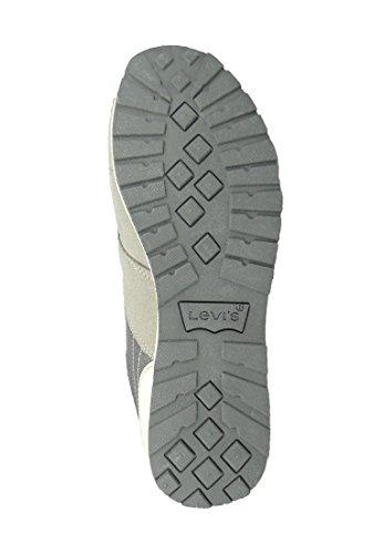 Levis formatori NY Runner grigio grigio - 220894-780-54, Levi´s Schuhe Herren:43