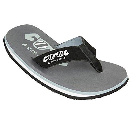Cool Shoes - Sandalias para hombre Gris (Gray)