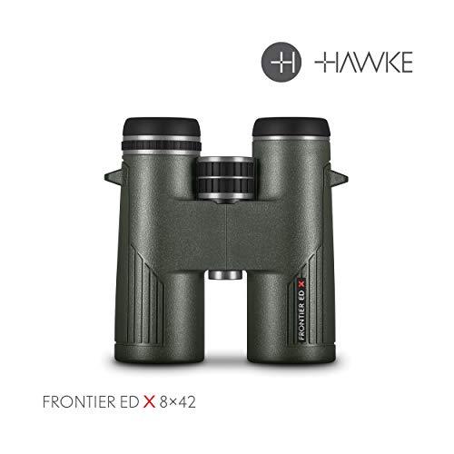 Hawke Frontier ED X 8x42 Binocular - Green