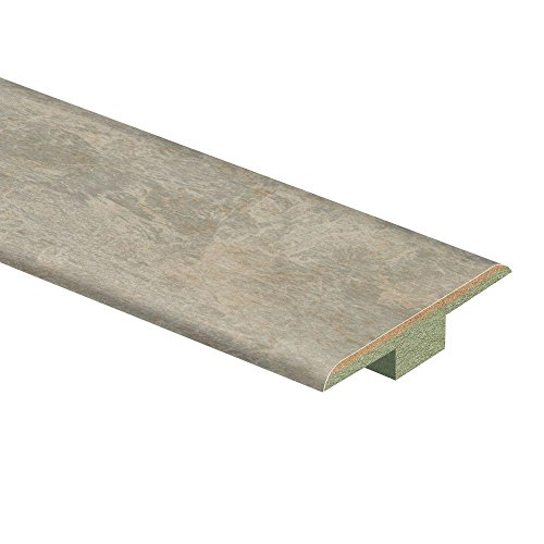 Ligoria Slate 7/16 in. Thick x 1-3/4 in. Wide x 72 in. Length Laminate T-Molding