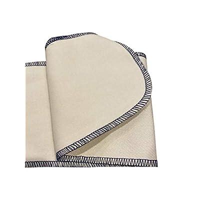 Professional Shoe Polish Shine & Buffing Cloth | Premium Cotton Leather Cloth- 5
