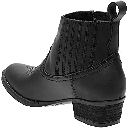 HARLEY-DAVIDSON Ladies Ankle Boot Curwood 7