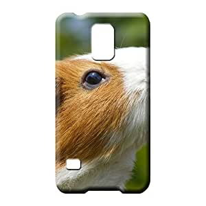 samsung galaxy s5 Durability Hard Hot Fashion Design Cases Covers cell phone carrying covers guinea pigcute little animals 04
