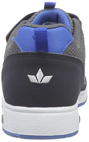 Lico Jungen Cool Vs Low-Top Grau (anthrazit/blau)
