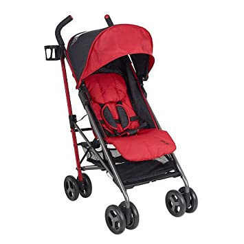 Amazon Com Babies R Us Zobo Lightweight Stroller Cherry Baby