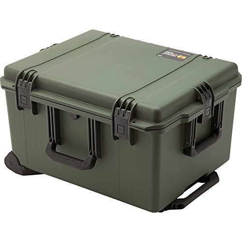 Day Trip Cable Sweater - Waterproof Case (Dry Box) | Pelican Storm iM2750 Case With Foam (OD Green)