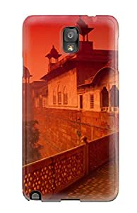 Shock-dirt Proof Agra Fort, India Case Cover For Galaxy Note 3 8131691K42737390