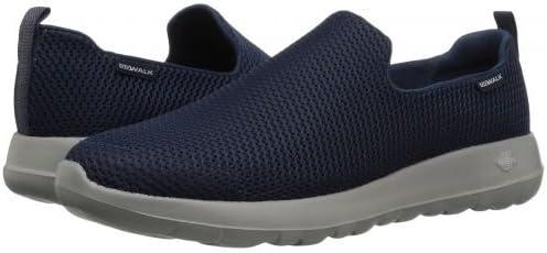 メンズ 男性用 シューズ 靴 スニーカー 運動靴 Go Walk Max - Navy/Gray [並行輸入品]