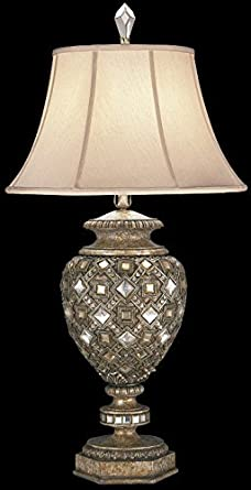 Fine art lamps 174110 midsummer nights dream 3 way crystal table fine art lamps 174110 midsummer nights dream 3 way crystal table lamp 1 light aloadofball Images