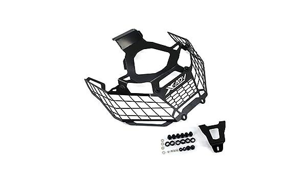 DishKooker Protector de Rejilla para Faros Delanteros para Honda X-ADV750 Xadv750 X-Adv750 XADV X-ADV 750 17-18