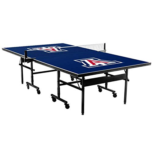 - Victory Tailgate + STIGA NCAA Custom Indoor Table Tennis Table - Arizona Wildcats