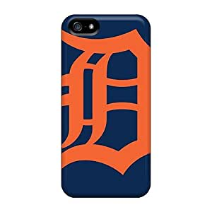 Hot Kla1900WCvv Detroit Tigers Cases Covers Compatible With Iphone 5/5s