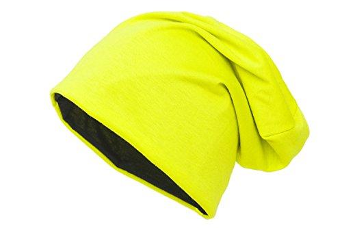 Shenky caído Gorro negro reversible Gorro estilos únicos Varios amarillo aarqw5v