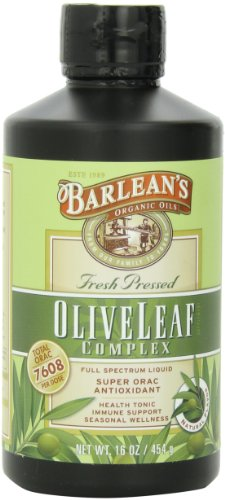 Barleans Organic Oils Complex Support