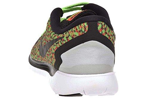 Scarpe Free Print 0 Sportive Arancione Wmns Verde Donna 5 Nike Nero 5gq7xXwx