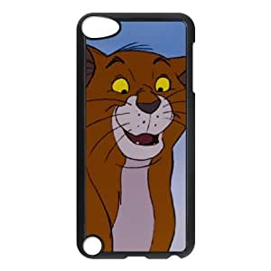 iPod Touch 5 Case Black Disney The Aristocats Character Thomas O'Malley 004 YE3455393