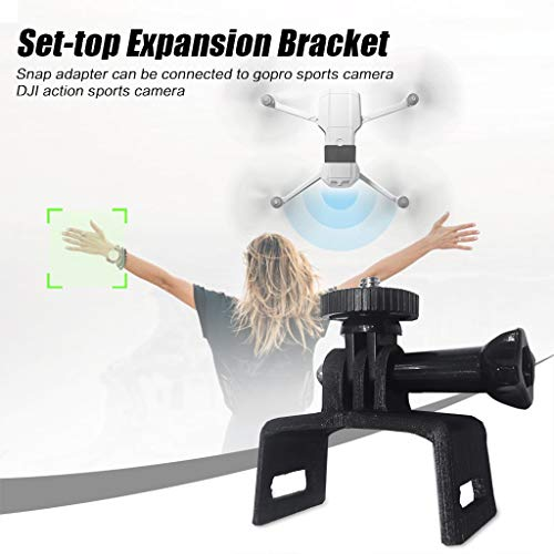 Drone Camera Mount Bracket Holder Expansion Kit Camera Stand for DJI Mavic Air 2 Toys and Hobbies Helicopter Toys