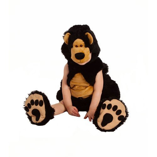 Mama's Boy Costume (Princess Paradise Baby's Bruce The Bear Deluxe Costume, As Shown, 6 to 12 months)