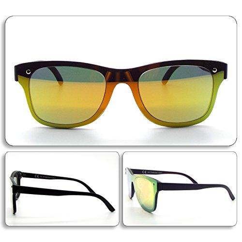 Art Sunglasses Soleil Lunettes Black 084 De Vision See Femme Unisexe Homme Noir Wayfarer wx6PSS