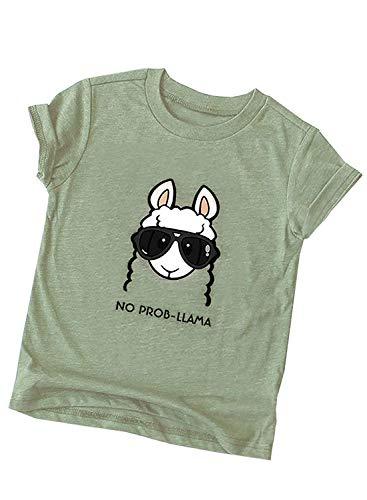 - Women Spring Autumn Winter Tops Short Sleeve Animal Print Plus Size Tee Shirts Army Green 5XL