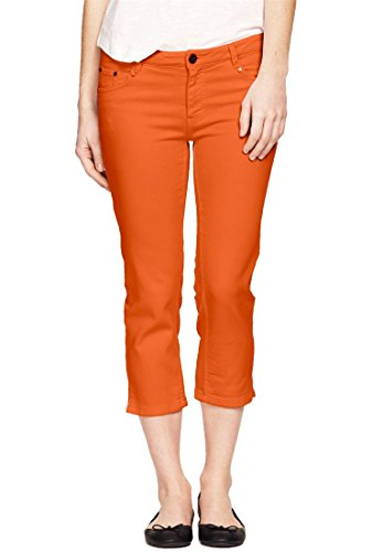 Bargain Catalog Outlet Ellos Plus Size Stretch Slim Capris - Ellos Outlet