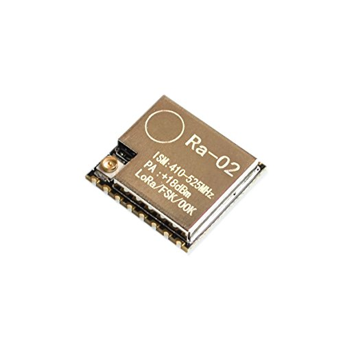 Price comparison product image Ants-Store - 10PCS / LOT ESP8266 ESP32 433M Lora Wireless Bluetooth Module SX1278 Ra-02 10KM IPEX Socket For Smart Home Alarm By diy