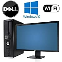 Dell Desktop - Intel Core 2 Duo 3.33GHz, 8GB DDR2, New 1TB HDD, Windows 10 Pro 64-Bit, WiFi - (Prepared by ReCircuit)