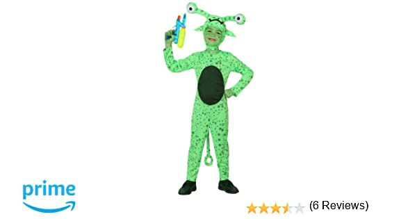 Atosa-16087 Disfraz Alien, color verde, 5 a 6 años (16087): Amazon ...